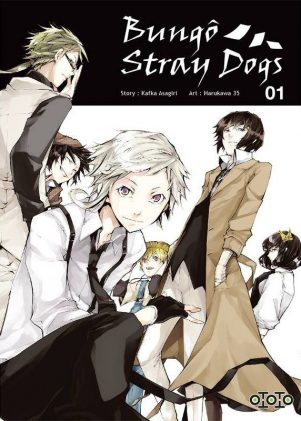 Bungo Stray Dogs - T.01 | 9782377170005