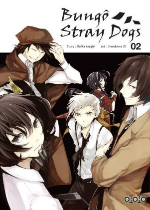 Bungo Stray Dogs - T.02 | 9782377170012