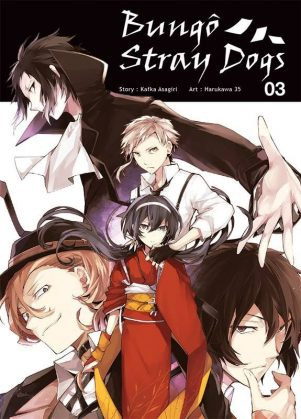 Bungo Stray Dogs - T.03 | 9782377170111