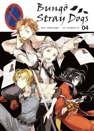Bungo Stray Dogs - T.04 | 9782377170326