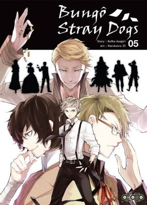 Bungo Stray Dogs - T.05 | 9782377170593