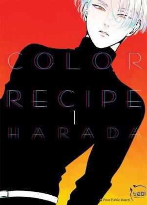 Color Recipe | 9782375060650
