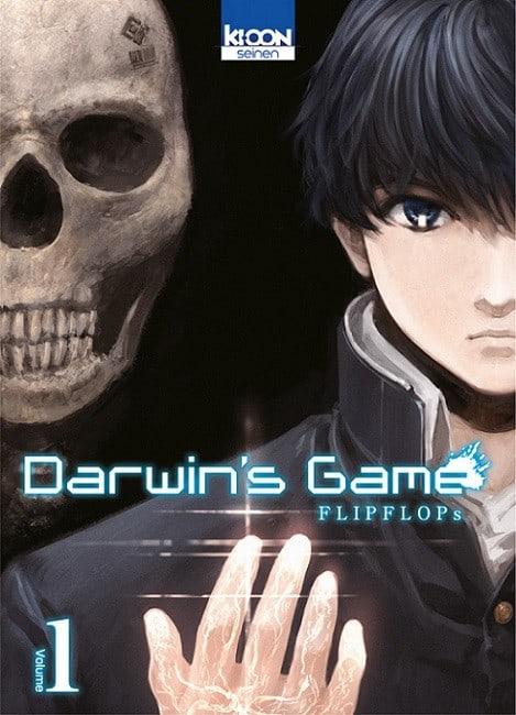 Darwin's Game - T.01   9782355927157