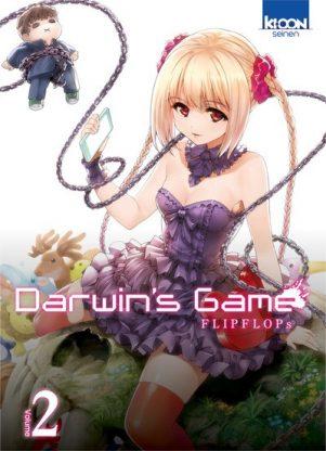 Darwin's Game - T.02   9782355927416