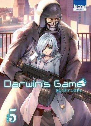 Darwin's Game - T.05   9782355928369