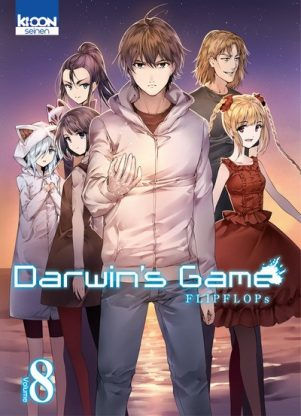 Darwin's Game - T.08   9782355929250