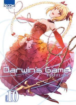 Darwin's Game - T.10   9791032700655