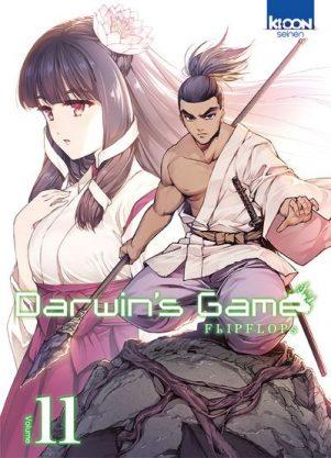 Darwin's Game - T.11   9791032700877