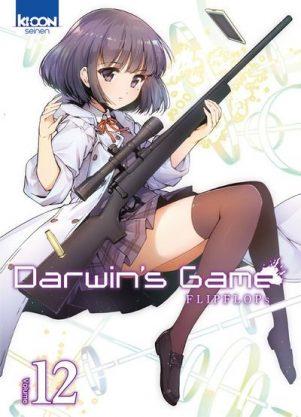 Darwin's Game - T.12   9791032701805