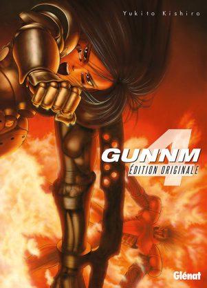 Gunnm Ed. Originale - T.01 | 9782344019818