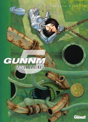 Gunnm Ed. Originale - T.01 | 9782723450713