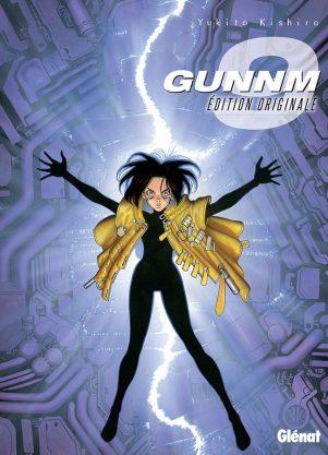 Gunnm Ed. Originale - T.01 | 9782344017548
