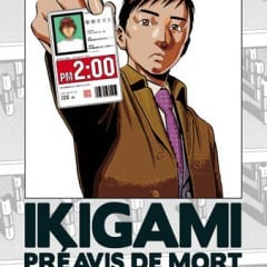 Ikigami - Ed. double - T.04 | 9782820322111