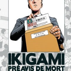 Ikigami - Ed. double - T.04   9782820322340
