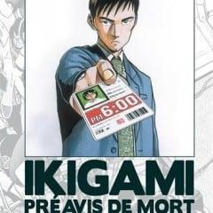 Ikigami - Ed. double - T.04   9782820323491