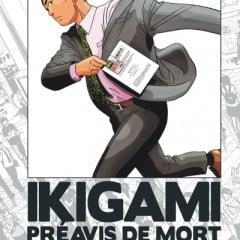 Ikigami - Ed. double - T.04   9782820324801