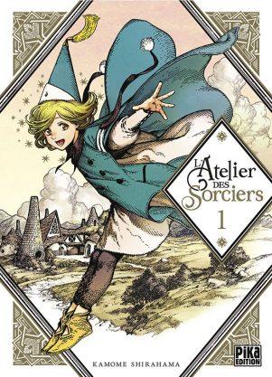 L'Atelier des Sorciers - T.01   9782811638771