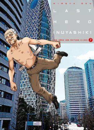 Last Hero Inuyashiki - T.07   9791032700556