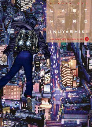 Last Hero Inuyashiki - T.08   9791032700822