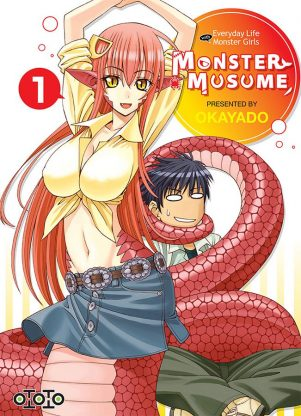 Monster Musume - T.01 | 9782377170760