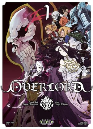 Overlord - T.01 | 9782375060247
