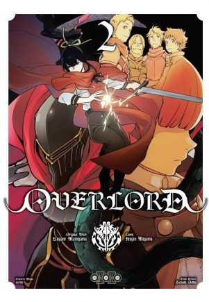Overlord - T.02 | 9782377170043