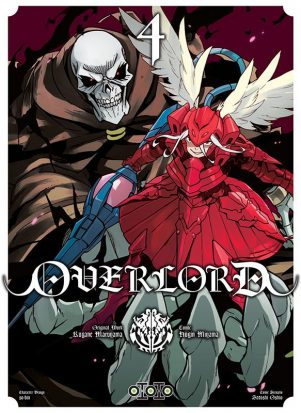 Overlord - T.04 | 9782377170432