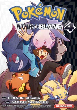 Pokemon - Noir et Blanc - T.04 | 9782351426883