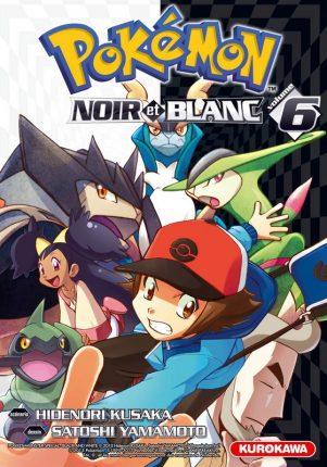 Pokemon - Noir et Blanc - T.06 | 9782351428757