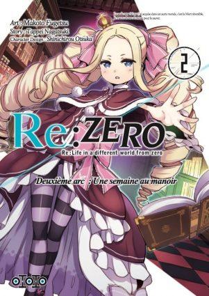 Re:Zero - Arc 1 T.01 | 9782377170630