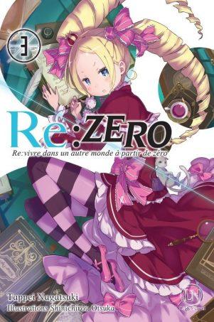 Re: Zero - Light Novel - T.03 | 9782373020328