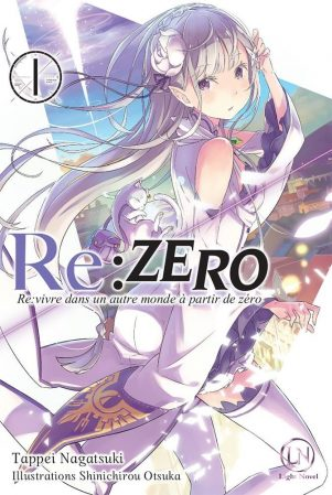 Re: Zero - Light Novel - T.01 | 9782373020304