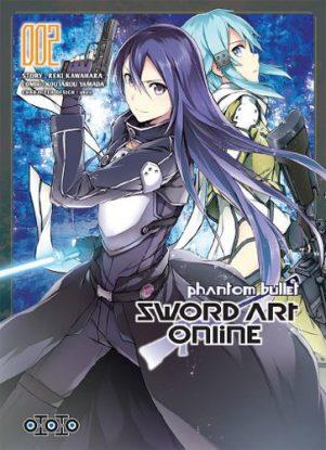 Sword Art Online - Phantom Bullet - T.02 | 9782351809907