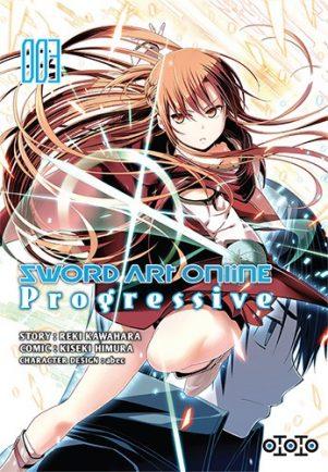 Sword Art Online - Progressive - T.03   9782351809532