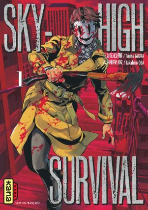 Sky-high Survival - T.01 | 9782505066903