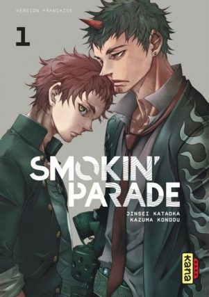 Smokin' Parade - T.01 | 9782505068228