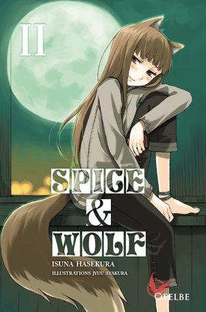 Spice & Wolf - Light Novel - T.02   9782373020069