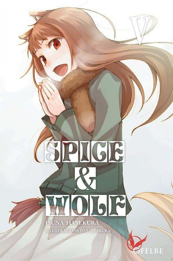 Spice & Wolf - Light Novel - T.05 | 9782373020397