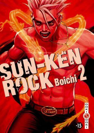 Sun-Ken Rock - T.02 | 9782350785295