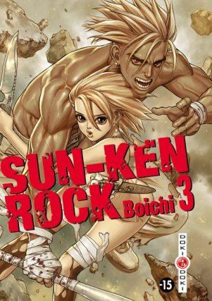 Sun-Ken Rock - T.03 | 9782350785585