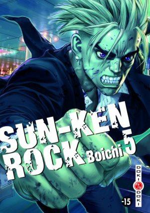 Sun-Ken Rock - T.05 | 9782350786698