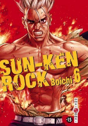Sun-Ken Rock - T.06 | 9782350787183