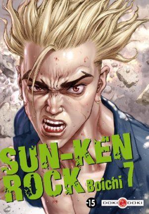 Sun-Ken Rock - T.07 | 9782350787930