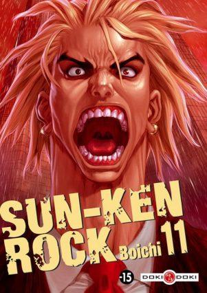 Sun-Ken Rock - T.11 | 9782818905975