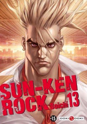 Sun-Ken Rock - T.13 | 9782818909195