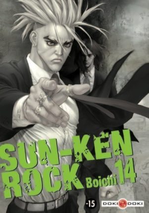 Sun-Ken Rock - T.14 | 9782818920091