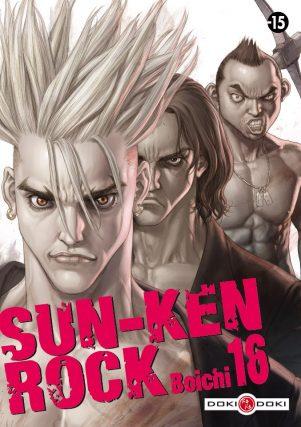 Sun-Ken Rock - T.16 | 9782818923092