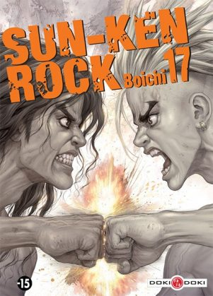 Sun-Ken Rock - T.17 | 9782818924167