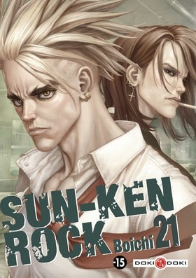 Sun-Ken Rock - T.21 | 9782818932209
