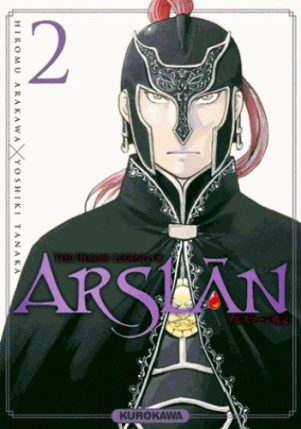 The Heroic Legend of Arslan - T.01 | 9782368521731